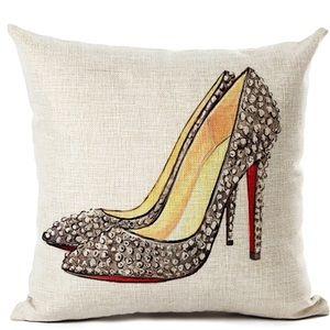 Designer High Heel Pillow